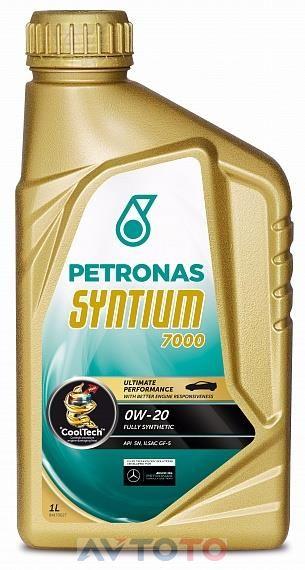 Моторное масло PETRONAS SYNTIUM 18361619