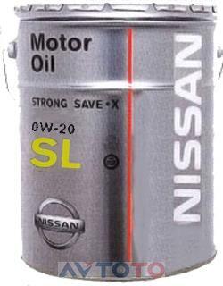 Моторное масло Nissan KLAL200202