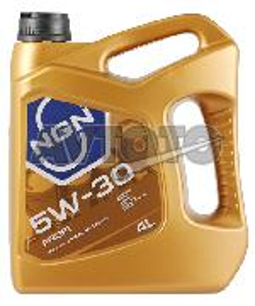 Моторное масло NGN Oil 5W30SNCFPROFI4L