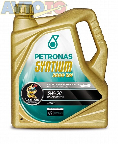 Моторное масло PETRONAS SYNTIUM 18324019