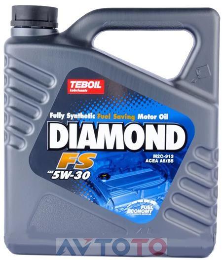 Моторное масло Teboil 030654