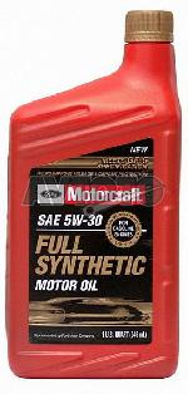 Моторное масло Ford XO5W30QFS