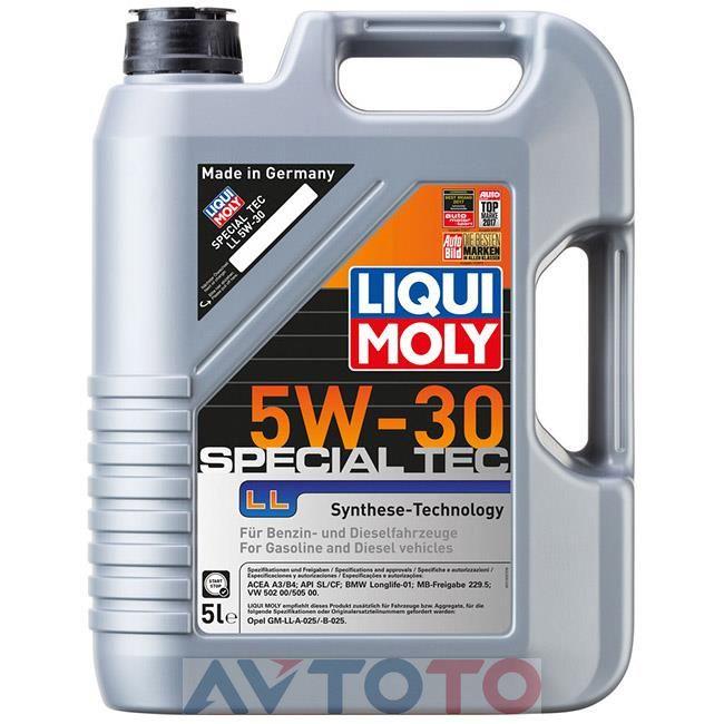 Моторное масло Liqui Moly 8055