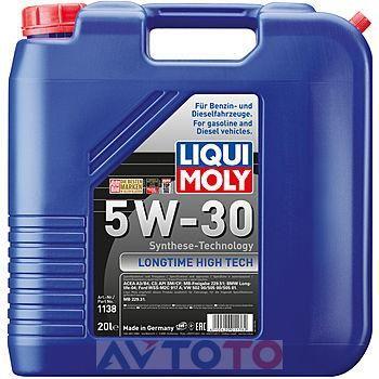 Моторное масло Liqui Moly 1138