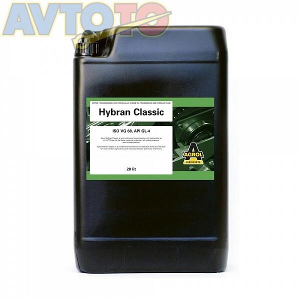 Гидравлическое масло AGROL 772720