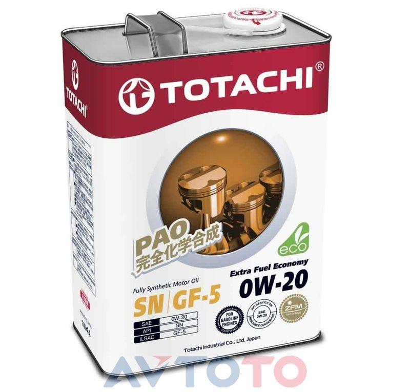 Моторное масло Totachi 4562374690622