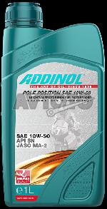 Моторное масло Addinol 4014766073457
