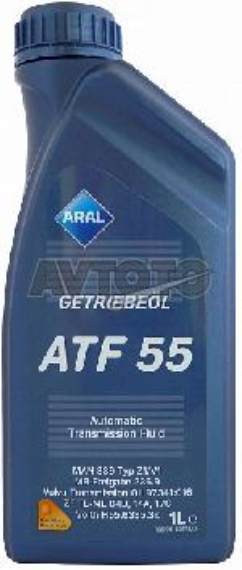 Трансмиссионное масло Aral 15928