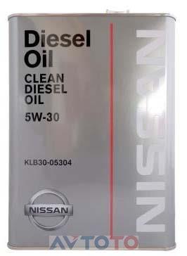 Моторное масло Nissan KLB3005304