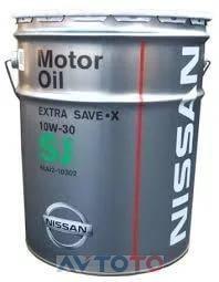Моторное масло Nissan KLAJ210302