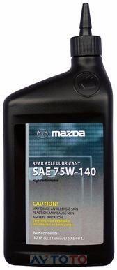 Трансмиссионное масло Mazda 000077W140QT