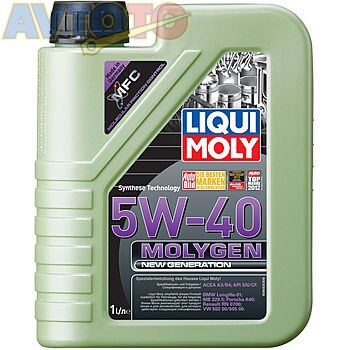Моторное масло Liqui Moly 9053