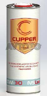 Моторное масло Cupper NS0W301