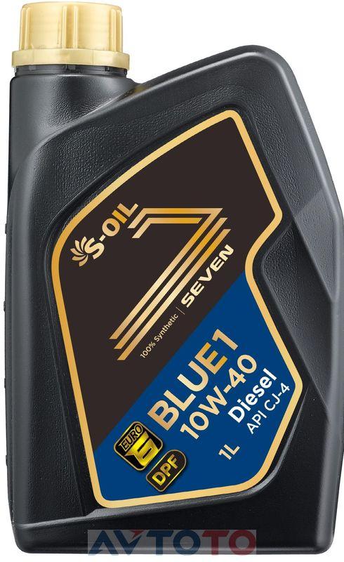 Моторное масло S-Oil CJ10W4001