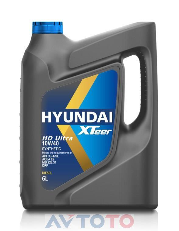 Моторное масло Xteer 1061004
