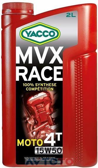 Моторное масло Yacco 332024