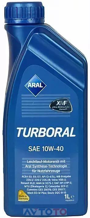 Моторное масло Aral 22007