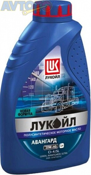Моторное масло Lukoil 19303