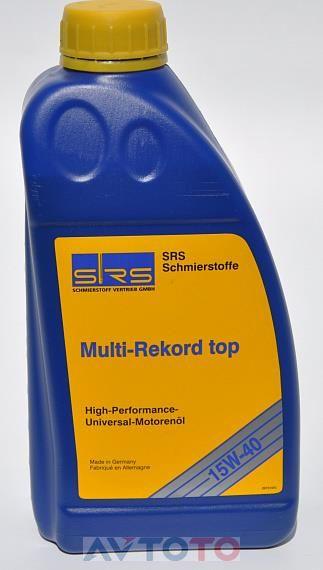 Моторное масло SRS 7469