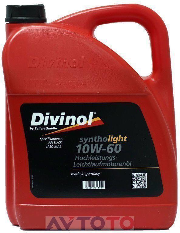 Моторное масло Divinol 49390K007