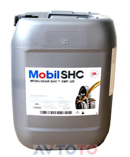 Редукторное масло Mobil 122852