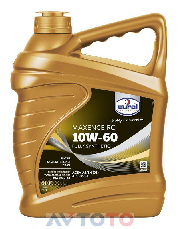 Моторное масло Eurol E1000614L