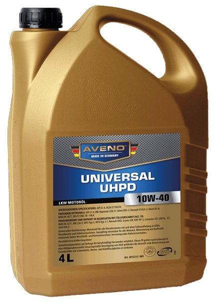 Моторное масло Aveno 3012212004