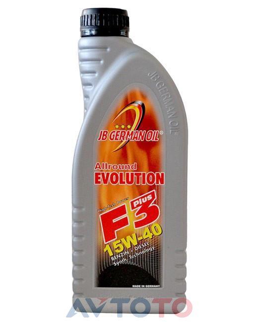 Моторное масло JB 4027311000709
