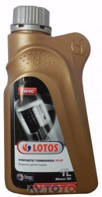 Моторное масло Lotos WFK102Y100H0