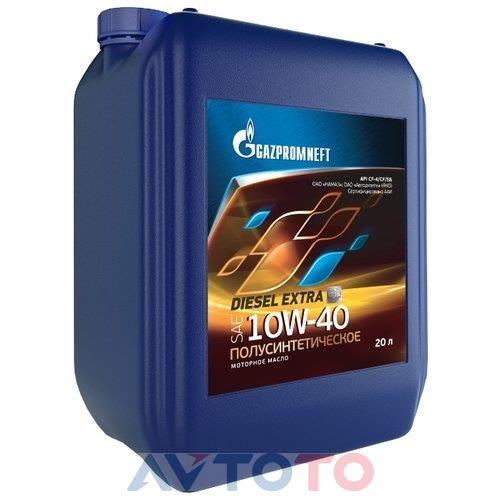 Моторное масло Gazpromneft 4650063110381