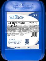 Гидравлическое масло Gt oil 4631111114537