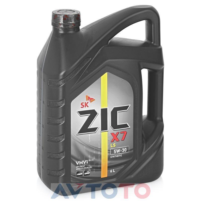 Моторное масло ZIC 172619