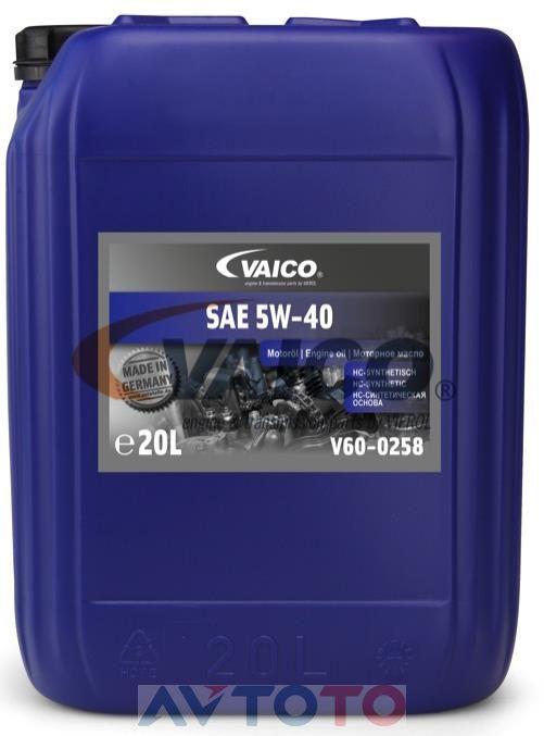 Моторное масло Vaico V600258