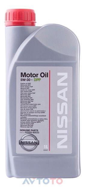 Моторное масло Nissan KE90090033