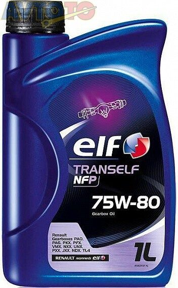 Трансмиссионное масло Elf 195003