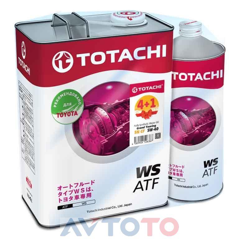 Трансмиссионное масло Totachi A4562374691308