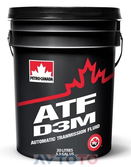 Трансмиссионное масло Petro-Canada ATFD3MP20