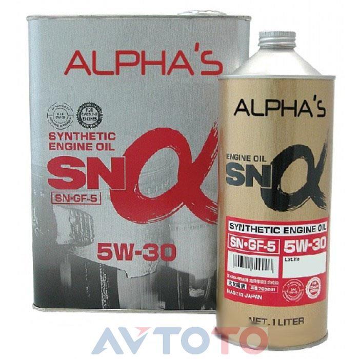 Моторное масло Sumico / Alphas 709244