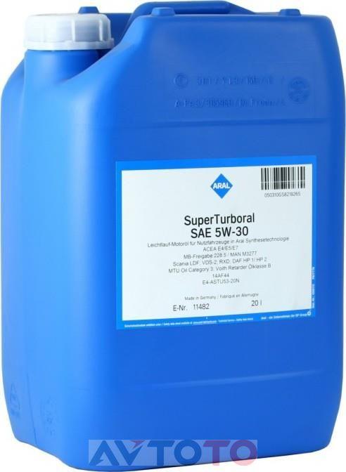 Моторное масло Aral 11482