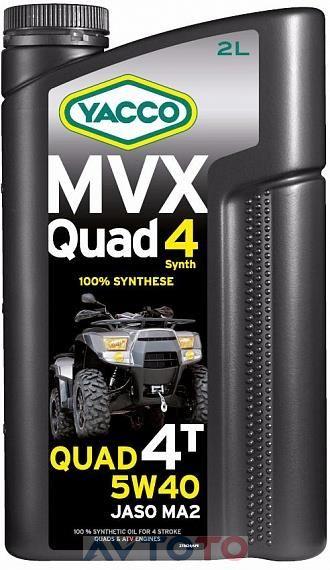 Моторное масло Yacco 334024