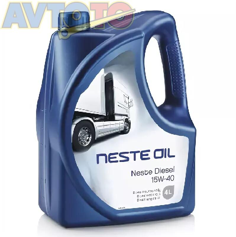 Моторное масло Neste 144045