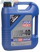 Моторное масло Liqui Moly 7566