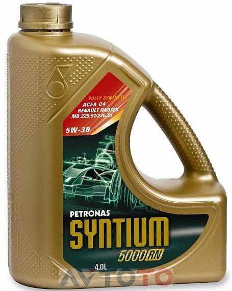 Моторное масло PETRONAS SYNTIUM 18324004