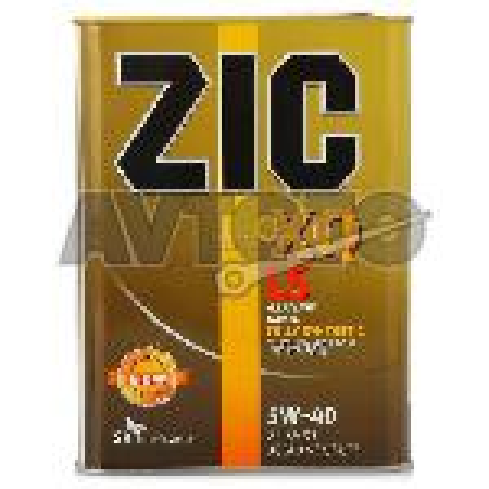 Моторное масло ZIC 163202