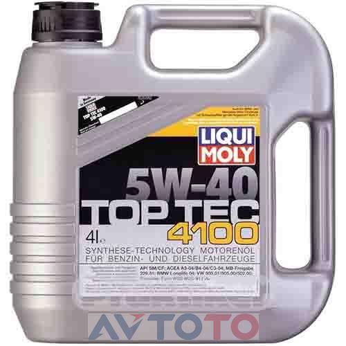 Моторное масло Liqui Moly 7547
