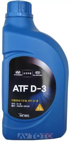 Трансмиссионное масло Hyundai/Kia 0450000150