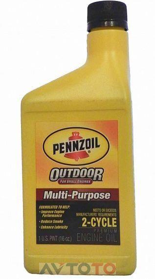 Моторное масло Pennzoil 071611938556