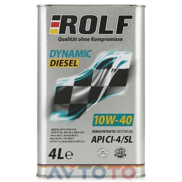 Моторное масло Rolf 107293
