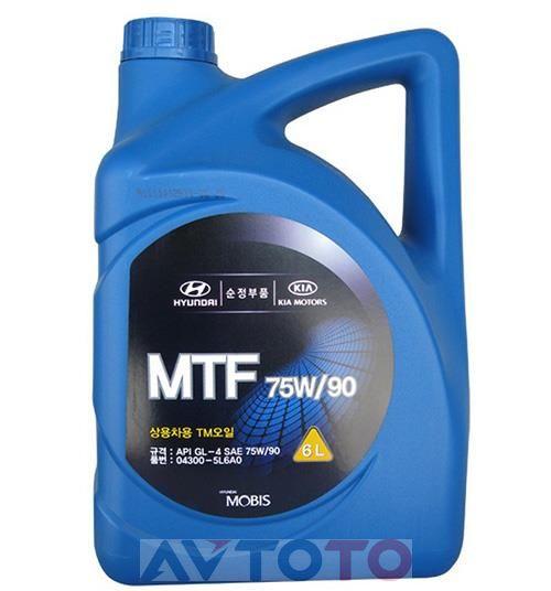 Трансмиссионное масло Hyundai/Kia 043005L6A0