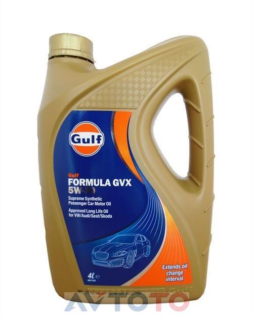 Моторное масло Gulf 5056004113425